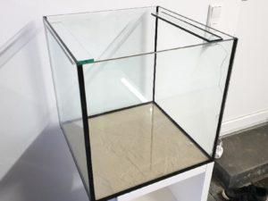 Würfel-Aquarium