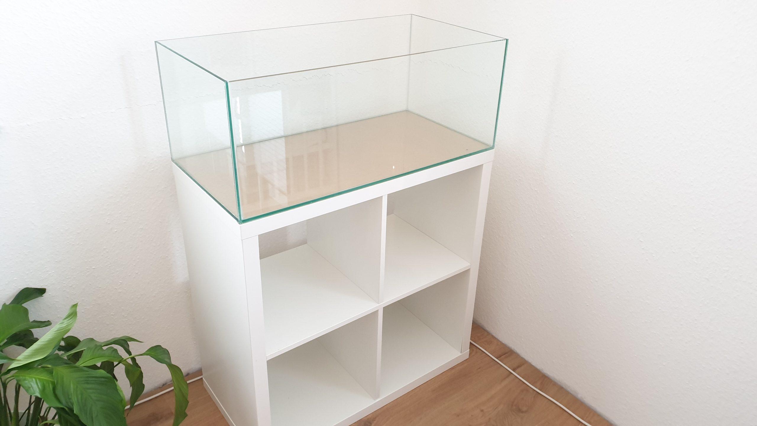 Ikea Expedit mit Aufbewahrungskisten organisieren